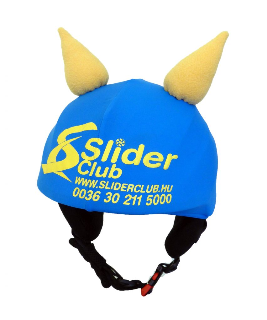 slider club helmet cover