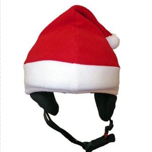 SantaClause helmet cover1