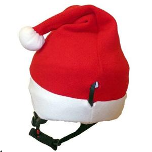 SantaClause helmet cover2