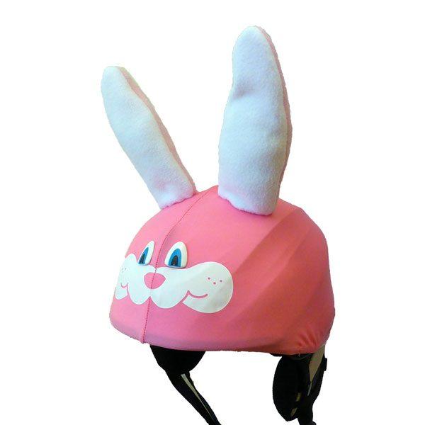 bunny helmet cover
