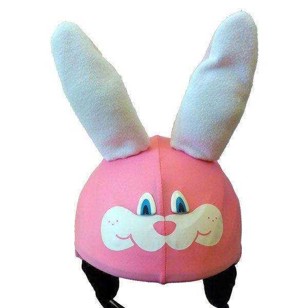 bunny helmet cover front